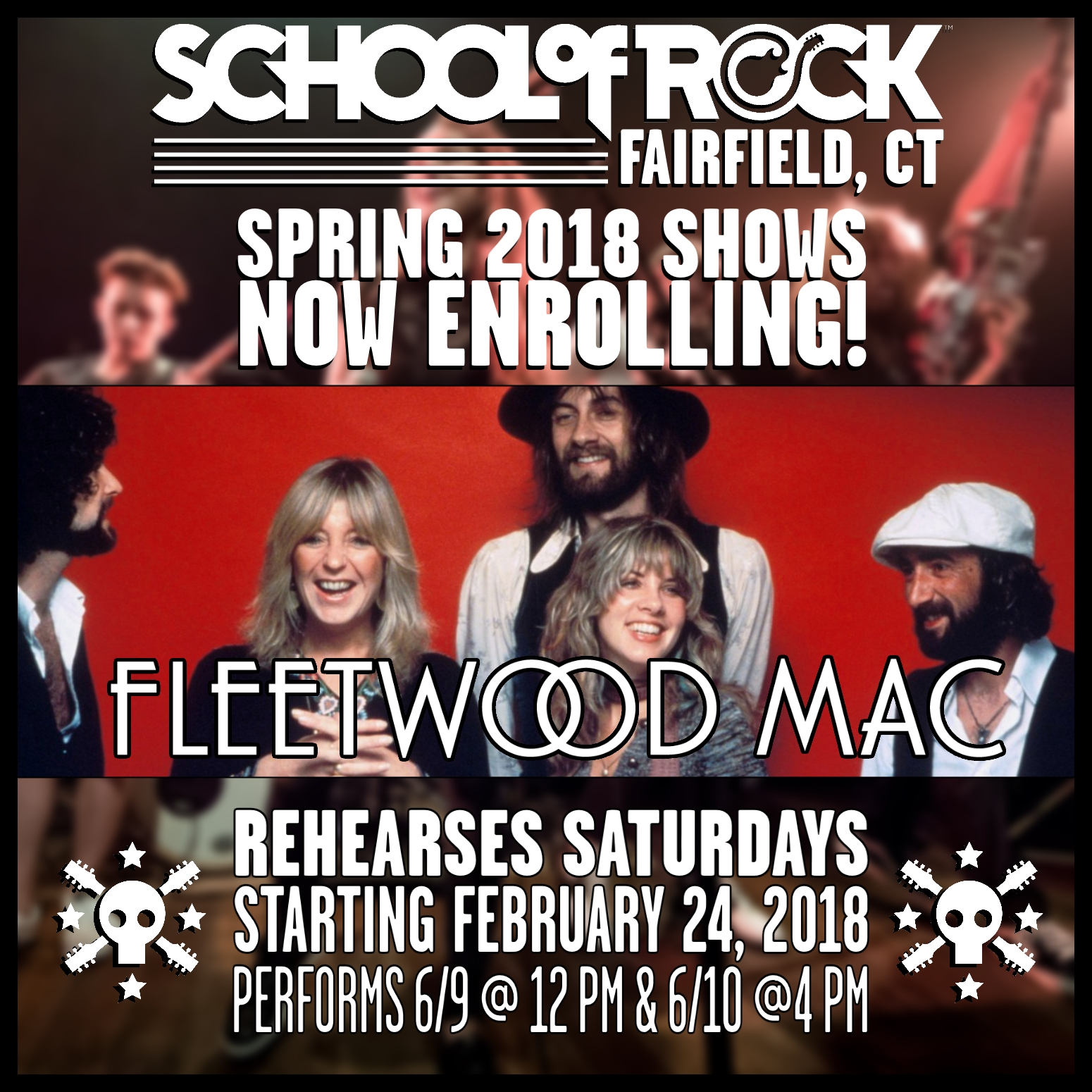 Image of SPRING SHOW #5: FLEETWOOD MAC