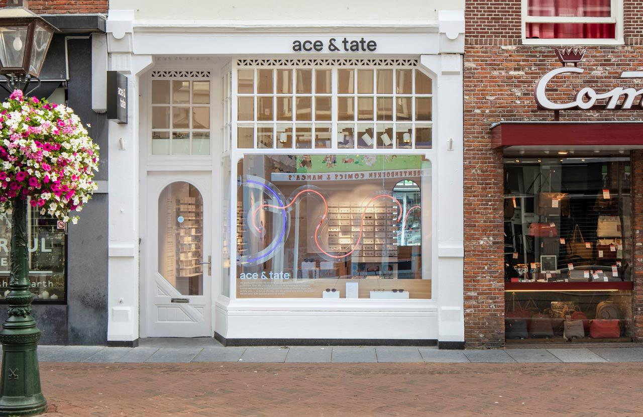 Ace & Tate Breestraat store interior