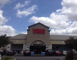 Vons Store Front Picture at 351 W Felicita Ave in Escondido CA