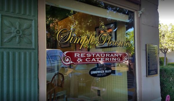 Simple Pleasures Restaurant & Catering