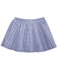 Image of Epic Threads Little Girls Gingham Scooter Skirt, Created for Macy's