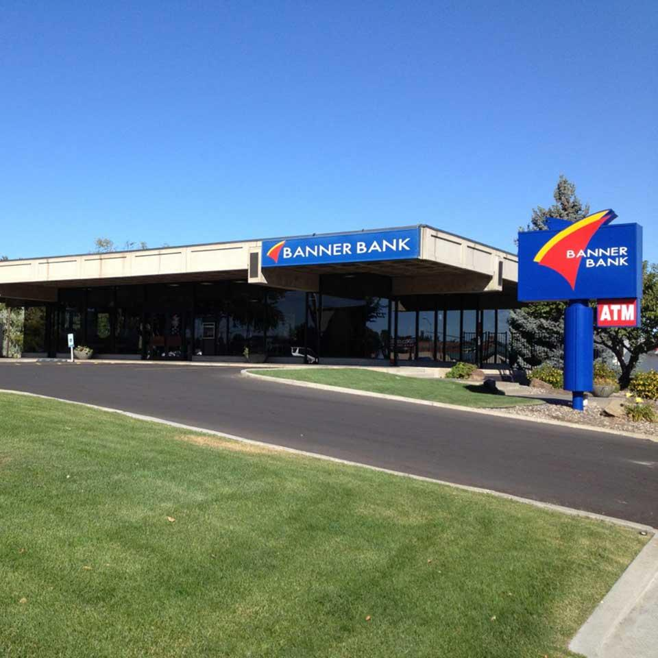 Banner Bank branch in Richland, Washington