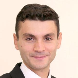 Headshot of Elias Kfoury, MD