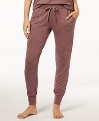 Image of Alfani Super Soft Jogger Pajama Pants, Created for Macy's