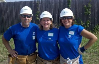 Farmers® Habitat for Humanity Build.