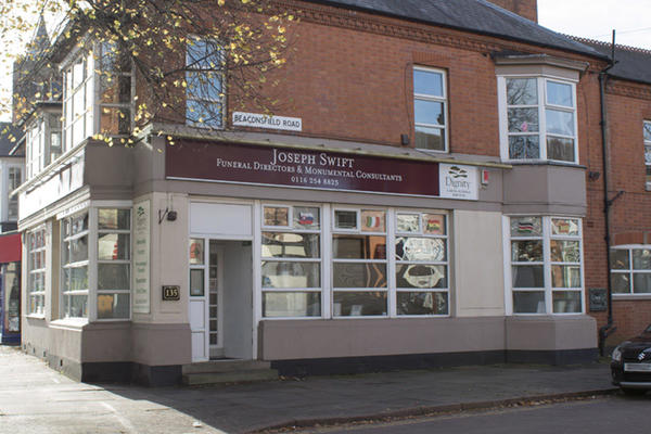 Joseph Swift Funeral Directors in Leicester