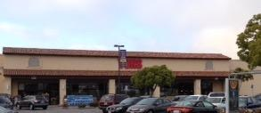 Vons Store Front Picture at 115 W Main St in Ventura CA