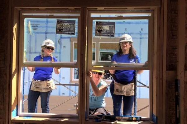 4Corners Agency - Habitat for Humanity – National Women Build Week