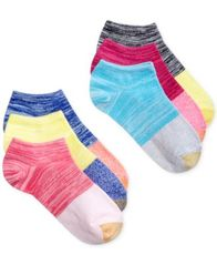 Image of Gold Toe Women's Jersey Liner Sock 6 Pack