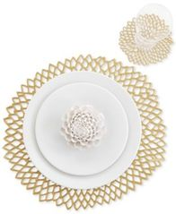Image of Chilewich Pressed Dahlia Placemat
