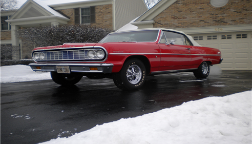 My 1964 Chevelle We can help with Your Collectible Car!