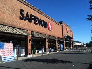 Safeway Store Front Picture at 2637 N Pearl St in Tacoma WA