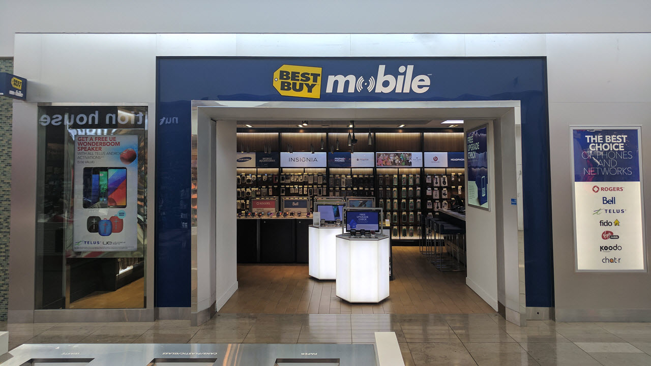 Best Buy Erin Mills Town Centre