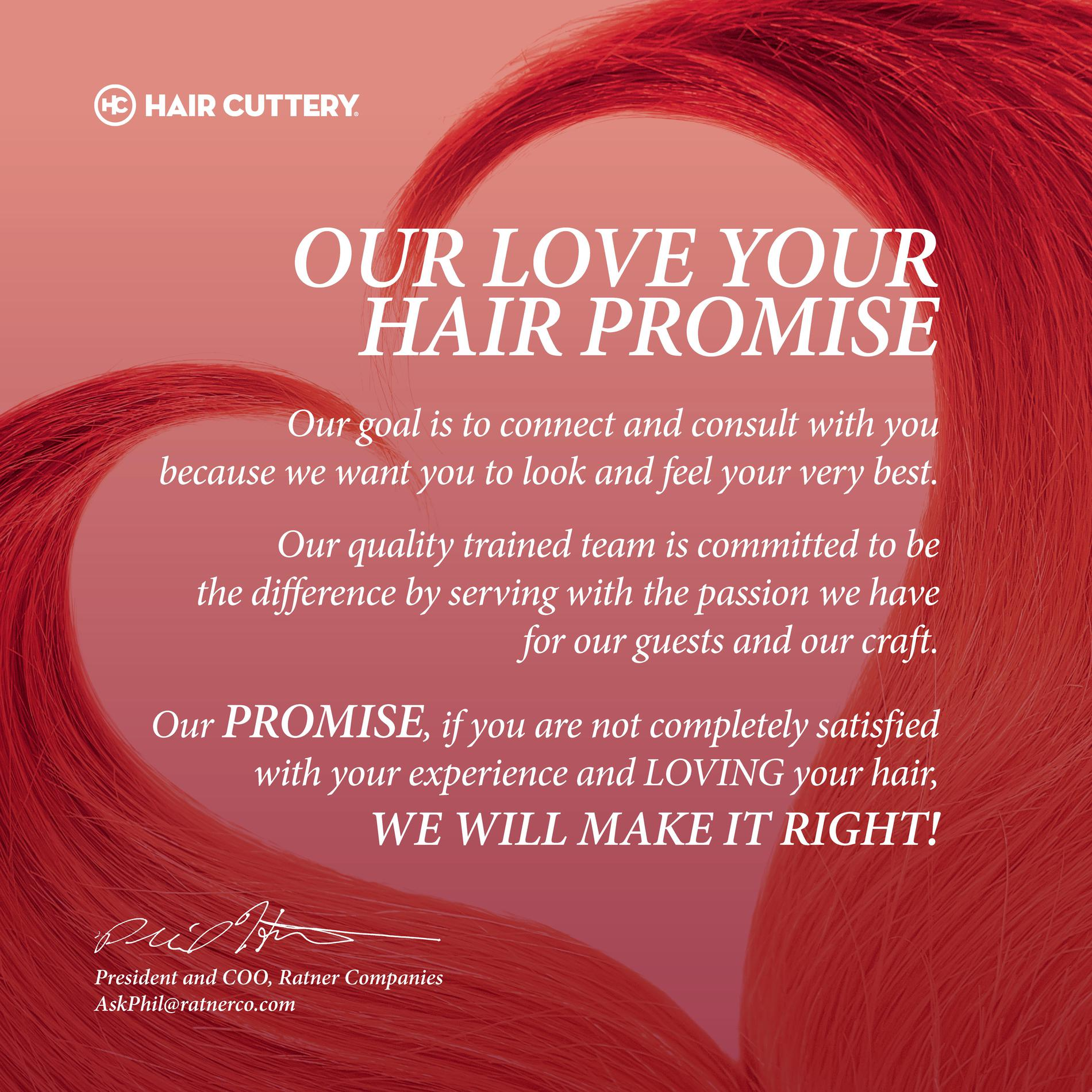 Hair Cuttery at 6097 Us Highway 6