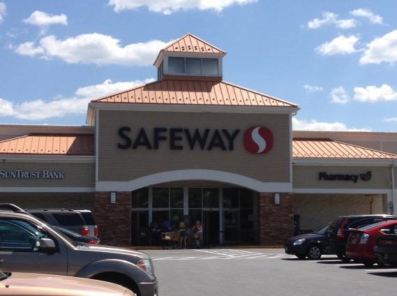 Safeway Store Front Picture at 4211 Mountain Rd in Pasadena MD