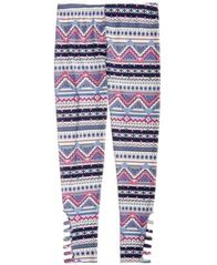 Image of Epic Threads Big Girls Geo-Print Leggings, Created for Macy's