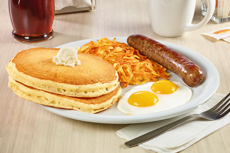 ¡Nuevo! Hearty Breakfast Slam®