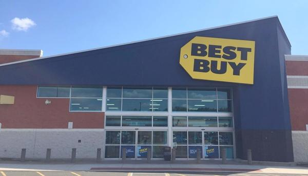 Best Buy Newington Building