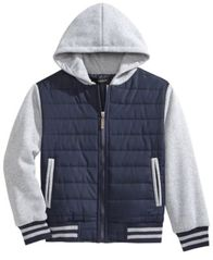 Image of Ring of Fire Camden Hooded Full-Zip Jacket, Big Boys (8-20), Created for Macy's
