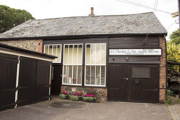A E Thurlow & Son Funeral Directors in Ixworth, Bury St Edmunds