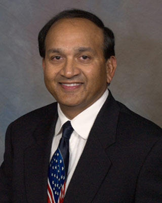 Headshot of Lakhman L. Gondalia, MD