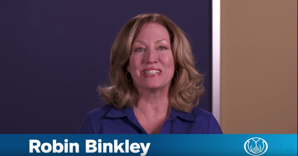 Robin Binkley - National Forum Video