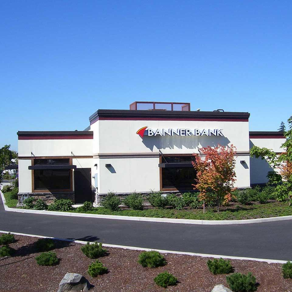 Banner Bank branch in Tualatin, Oregon