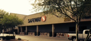 Safeway Store Front Picture at 1902 W Main St in Mesa AZ