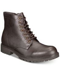 Image of Club Room Men's Landonn Boots, Created for Macy's
