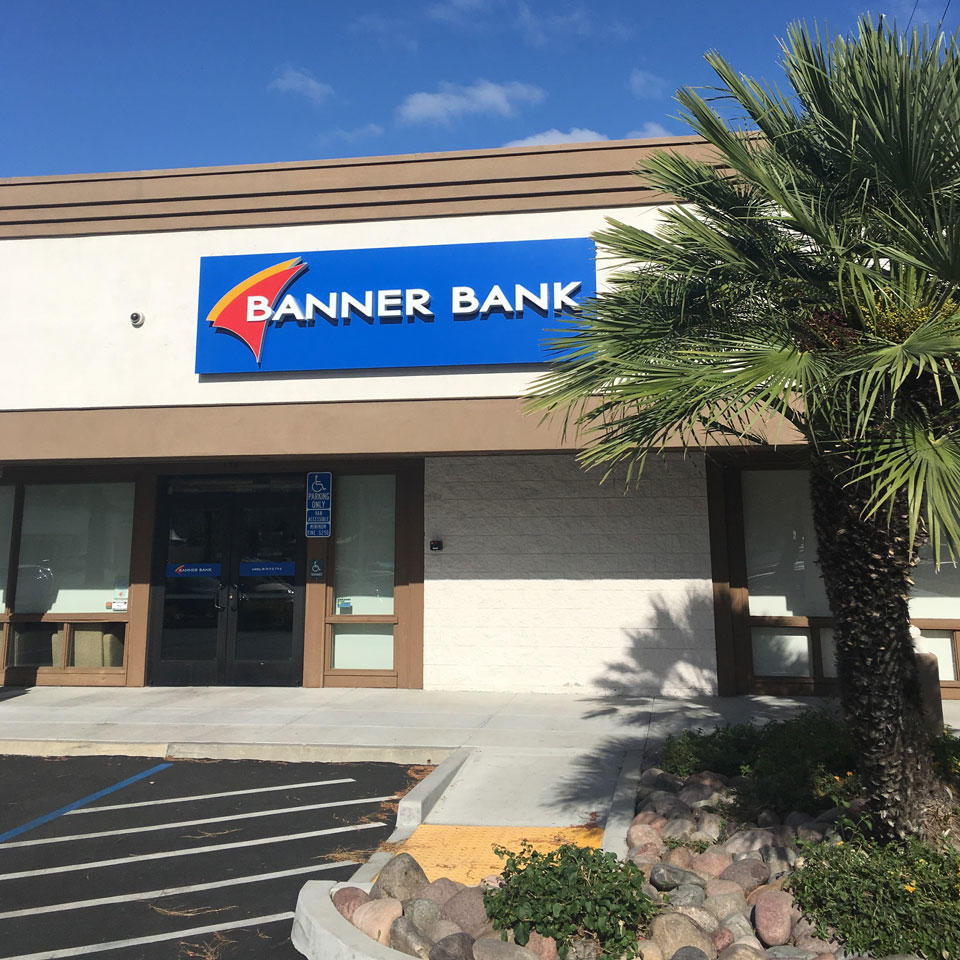 Banner Bank branch in El Cajon, CA