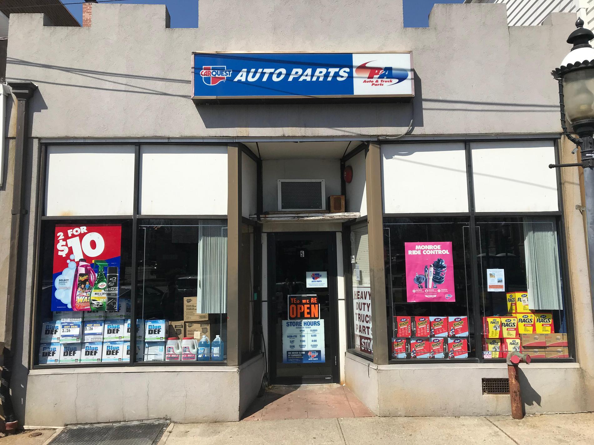 Carquest Auto Parts Near Me >> Park Ridge Nj Carquest Auto Parts 5 Hawthorne Ave