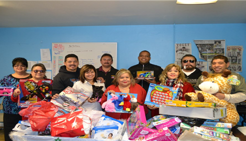 Toy drive for the Marine Corp,Dec.2012. Thank you LCR for letting me help