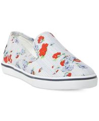Image of Lauren Ralph Lauren Women's Janis Sneakers