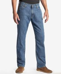 Image of Wrangler Men's Advanced Comfort Regular Fit Jeans