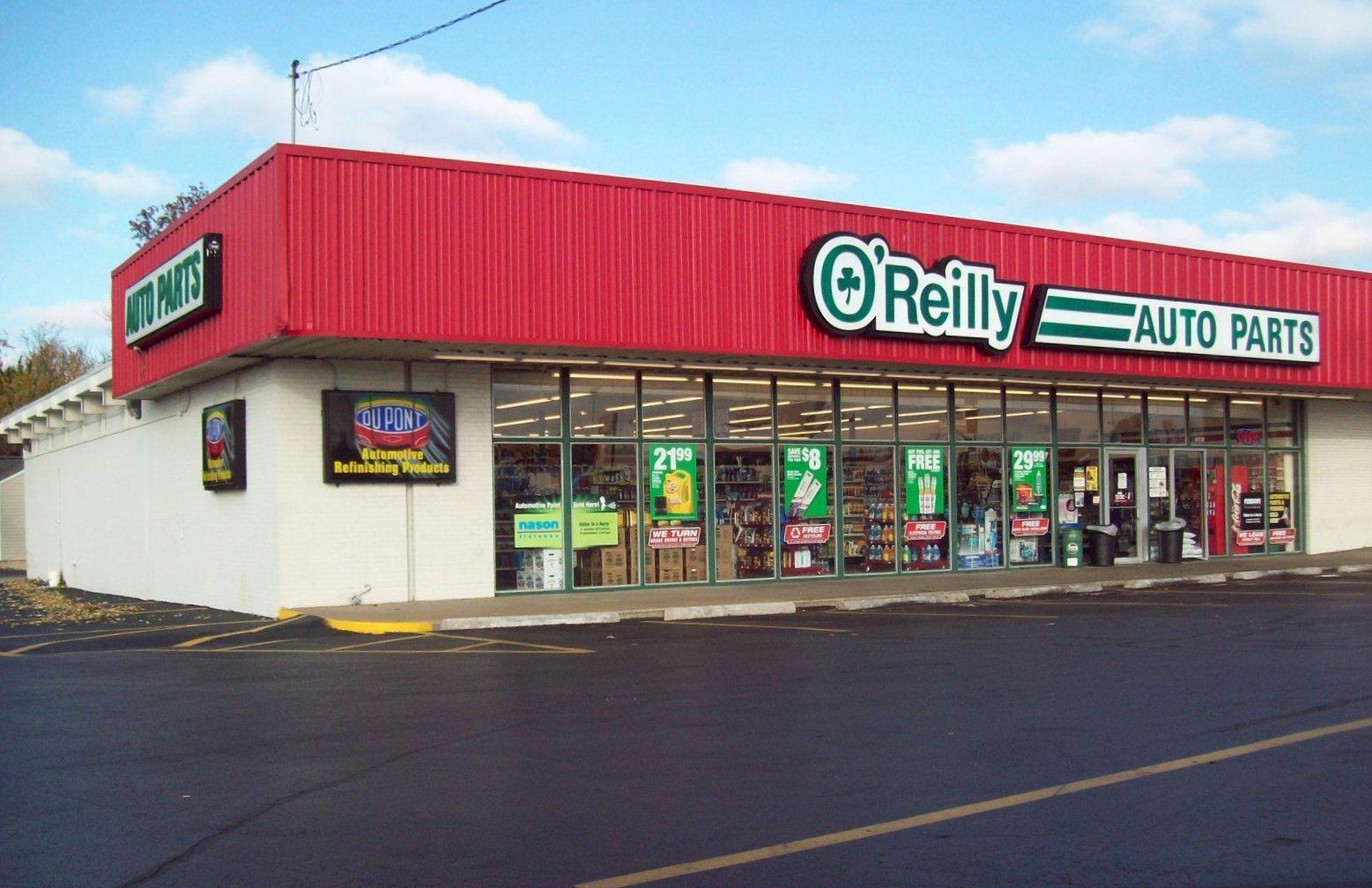 721 North Glenstone Ave Springfield Mo O Reilly Auto Parts