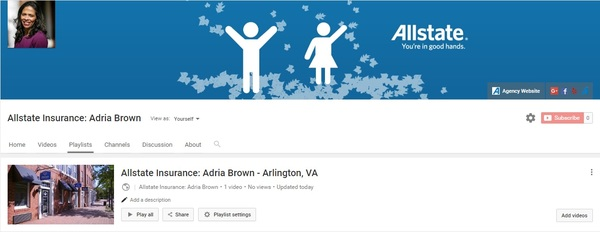 Adria Brown - Adria Brown YouTube Channel
