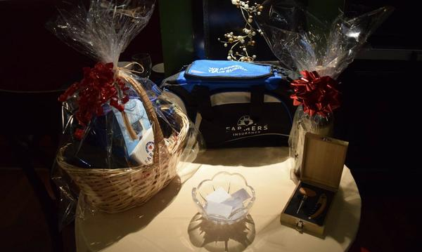 Customer Appreciation Luncheon Raffle Gifts