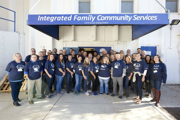 Bill Hoeltgen - Allstate Foundation Helping Hands Grant for Integrated Family Community Services