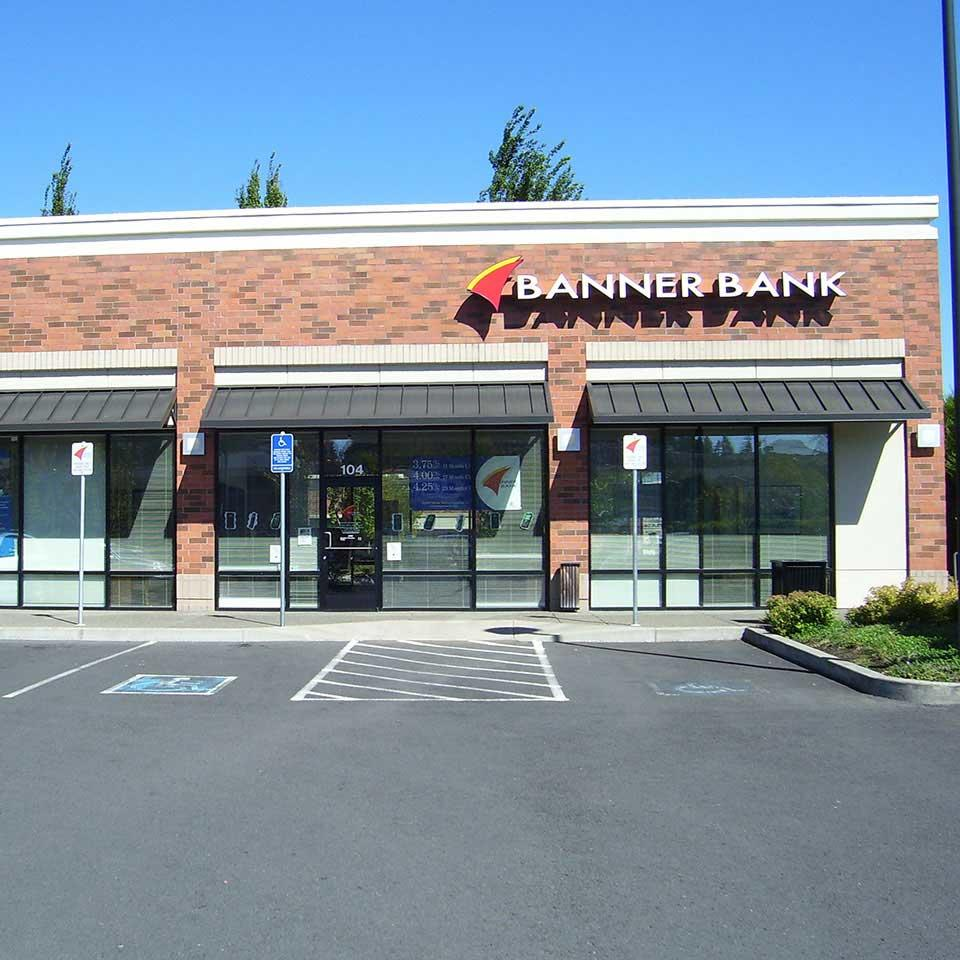 Banner Bank Murray Schools branch in Beaverton, Oregon