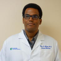 Photo of Robin A. Alleyne, M.D.