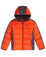 Image of Hawke & Co. Outfitter Branson Hooded Puffer Jacket, Big Boys