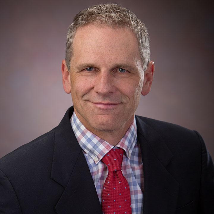 Photo of David Johnson, M.D.