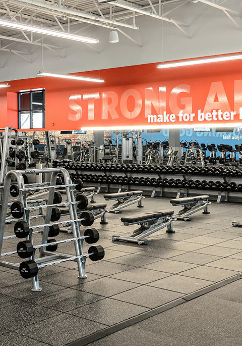 Blink Liverpool At 4979 W Taft Rd Liverpool Ny Blink Fitness