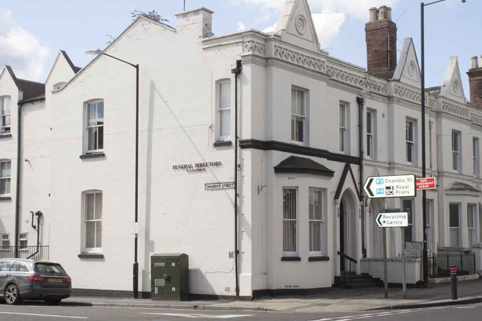 W G Rathbone Funeral Directors in Leamington Spa