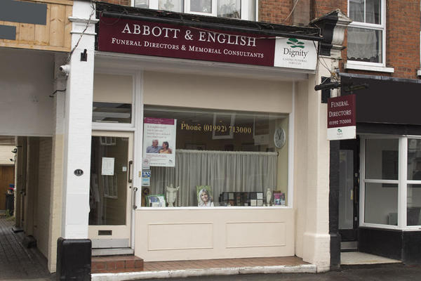 Abbott & English Funeral Directors in Waltham Abbey