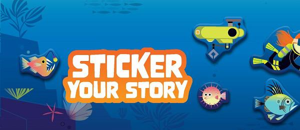 Sticker Your Story