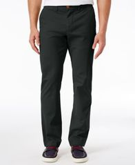 Image of Tommy Hilfiger Men's TH Flex Stretch Custom-Fit Chino Pant, Created for Macy's