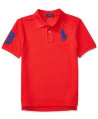 Image of Ralph Lauren Big Pony Polo, Big Boys (8-20)