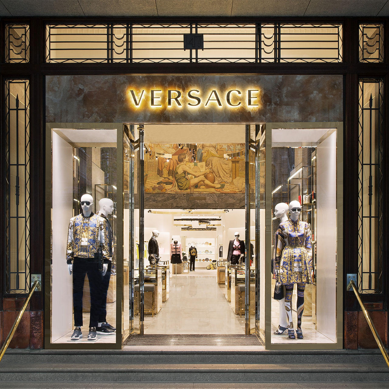 Versace Melbourne Collins Boutique