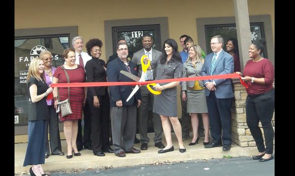 Ribbon Cutting with The DeKalb County Chamber of Commerce